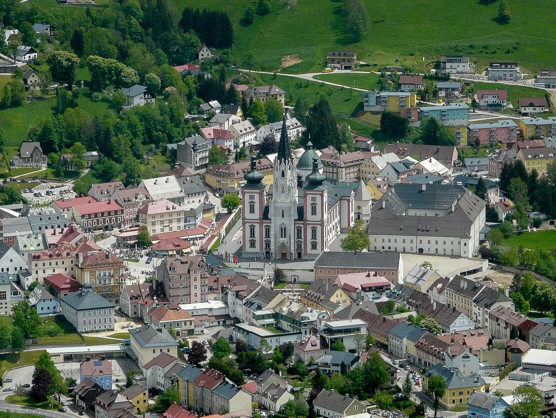 Wallfahrtskirche Mariazell